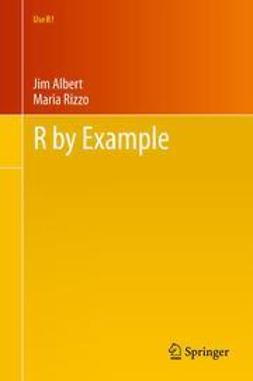 Albert, Jim - R by Example, ebook
