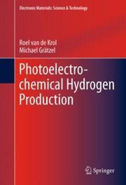 Krol, Roel van de - Photoelectrochemical Hydrogen Production, ebook
