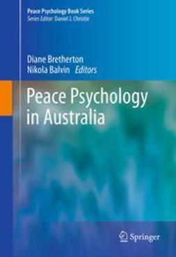 Bretherton, Diane - Peace Psychology in Australia, ebook
