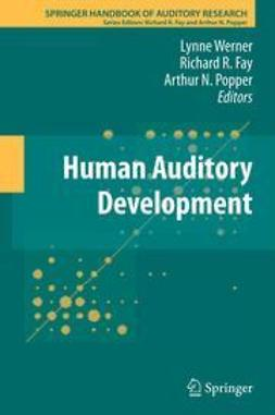 Werner, Lynne - Human Auditory Development, ebook