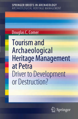 Comer, Douglas C. - Tourism and Archaeological Heritage Management at Petra, ebook