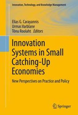 Carayannis, Elias G. - Innovation Systems in Small Catching-Up Economies, ebook