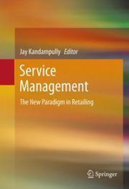 Kandampully, Jay - Service Management, e-bok
