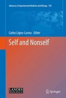 López-Larrea, Carlos - Self and Nonself, ebook