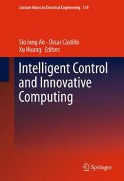 Ao, Sio Iong - Intelligent Control and Innovative Computing, ebook