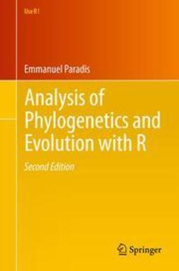 Paradis, Emmanuel - Analysis of Phylogenetics and Evolution with R, ebook