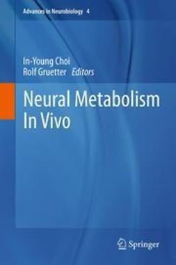 Choi, In-Young - Neural Metabolism In Vivo, e-bok