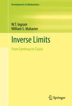 Ingram, W.T. - Inverse Limits, ebook