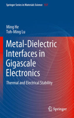 He, Ming - Metal-Dielectric Interfaces in Gigascale Electronics, ebook