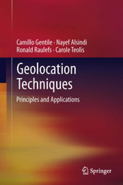 Gentile, Camillo - Geolocation Techniques, ebook