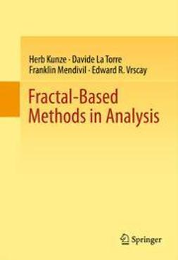 Kunze, Herb - Fractal-Based Methods in Analysis, e-bok