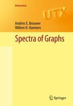 Brouwer, Andries E. - Spectra of Graphs, ebook