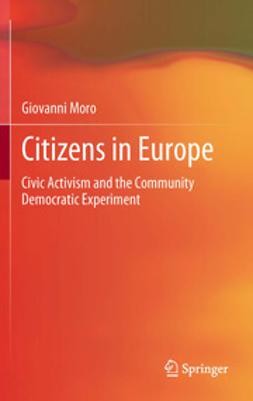 Moro, Giovanni - Citizens in Europe, ebook