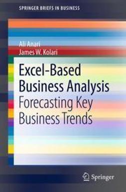 Anari, Ali - Excel-Based Business Analysis, ebook