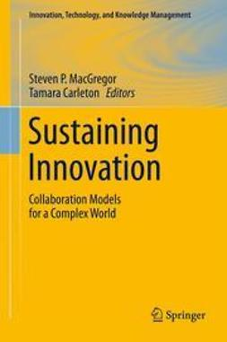 MacGregor, Steven P. - Sustaining Innovation, ebook