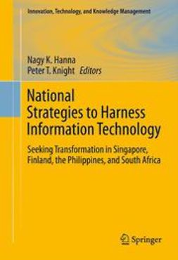Hanna, Nagy K. - National Strategies to Harness Information Technology, ebook