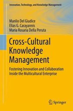 Giudice, Manlio Del - Cross-Cultural Knowledge Management, ebook
