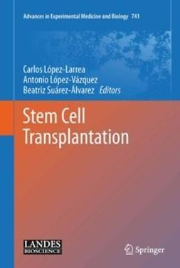 López-Larrea, Carlos - Stem Cell Transplantation, ebook