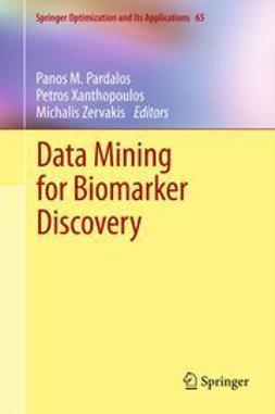 Pardalos, Panos M. - Data Mining for Biomarker Discovery, ebook