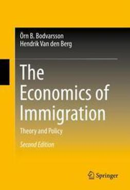 Bodvarsson, Örn B. - The Economics of Immigration, ebook