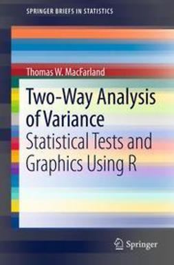 MacFarland, Thomas W. - Two-Way Analysis of Variance, ebook