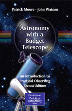 Moore, Patrick - Astronomy with a Budget Telescope, ebook