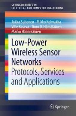 Suhonen, Jukka - Low-Power Wireless Sensor Networks, ebook