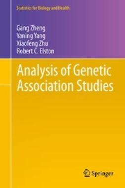 Zheng, Gang - Analysis of Genetic Association Studies, ebook