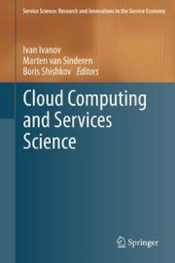 Ivanov, Ivan - Cloud Computing and Services Science, e-kirja