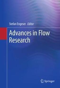 Engeser, Stefan - Advances in Flow Research, ebook