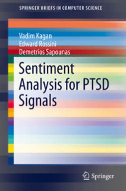 Kagan, Vadim - Sentiment Analysis for PTSD Signals, ebook