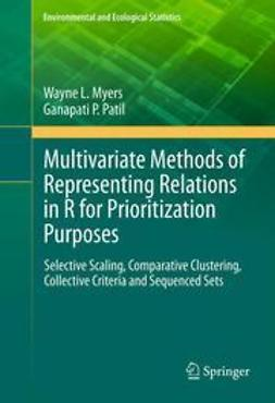 Myers, Wayne L. - Multivariate Methods of Representing Relations in R for Prioritization Purposes, ebook