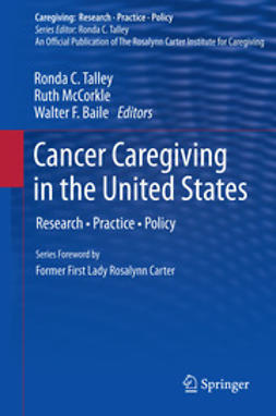 Talley, Ronda C. - Cancer Caregiving in the United States, ebook