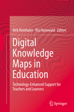 Ifenthaler, Dirk - Digital Knowledge Maps in Education, e-kirja