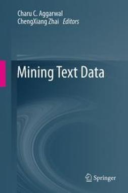 Aggarwal, Charu C. - Mining Text Data, ebook
