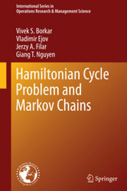 Borkar, Vivek S. - Hamiltonian Cycle Problem and Markov Chains, ebook