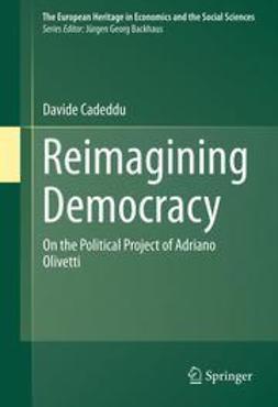 Cadeddu, Davide - Reimagining Democracy, e-kirja