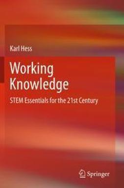 Hess, Karl - Working Knowledge, ebook