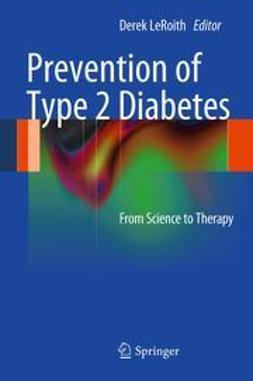 LeRoith, Derek - Prevention of Type 2 Diabetes, ebook
