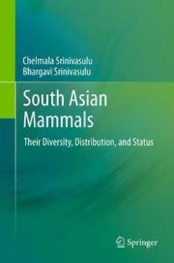Srinivasulu, Chelmala - South Asian Mammals, ebook