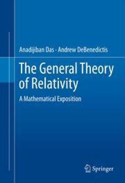 Das, Anadijiban - The General Theory of Relativity, ebook