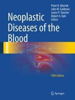 Wiernik, Peter H. - Neoplastic Diseases of the Blood, ebook