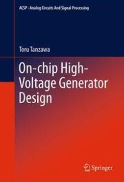 Tanzawa, Toru - On-chip High-Voltage Generator Design, ebook