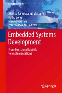 Sangiovanni-Vincentelli, Alberto - Embedded Systems Development, ebook
