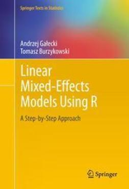 Burzykowski, Tomasz - Linear Mixed-Effects Models Using R, ebook