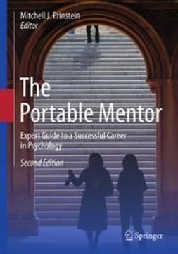 Prinstein, Mitchell J. - The Portable Mentor, ebook