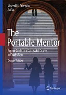 Prinstein, Mitchell J. - The Portable Mentor, e-kirja