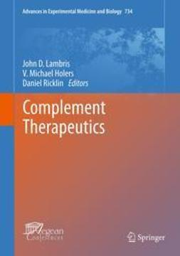 Lambris, John D. - Complement Therapeutics, ebook