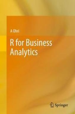 Ohri, A - R for Business Analytics, ebook