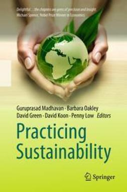 Madhavan, Guruprasad - Practicing Sustainability, ebook